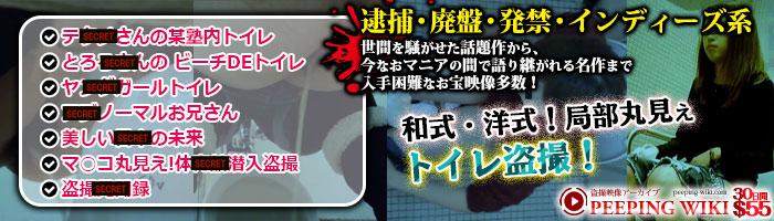 盗撮映像アーカイブ PEEPING WIKI